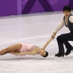 The most common injuries in figure skating